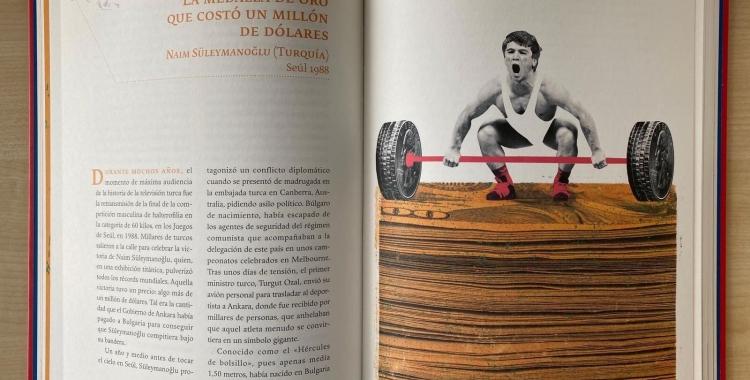 Al llibre tenen cabuda múltiples disciplines esportives   Arxiu