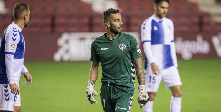 Tercer partit consecutiu del Sabadell rebent gol | LaLiga