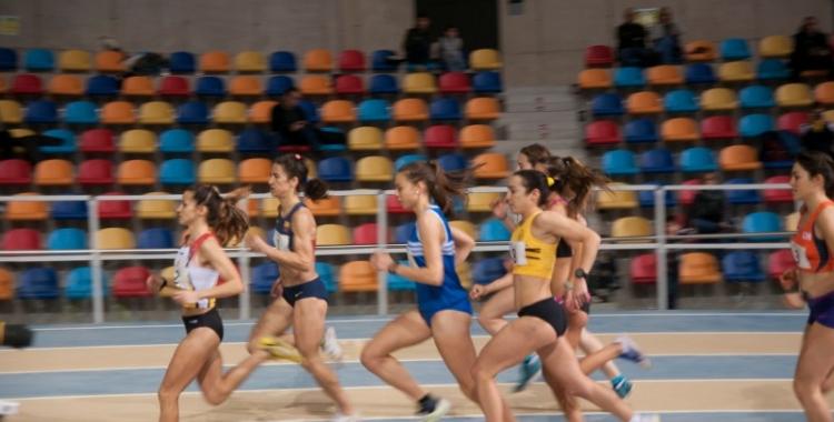 La FCA espera poder rehabilitar per a l'ús esportiu la Pista Coberta de Sant Oleguer per al 2022 | Arxiu