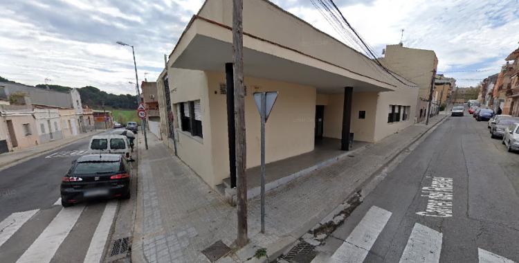 El consultori del Poblenou està tancat des de l'inici de la pandèmia   Google Maps