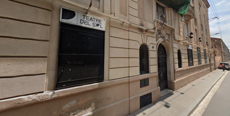 Teatre del Sol | Google Maps