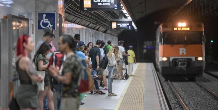 L'estació de Sabadell Centre de Rodalies   Roger Benet