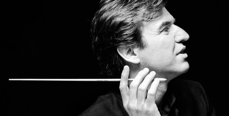 Xavier Puig dirigirà el concert de l'OSV   Cedida