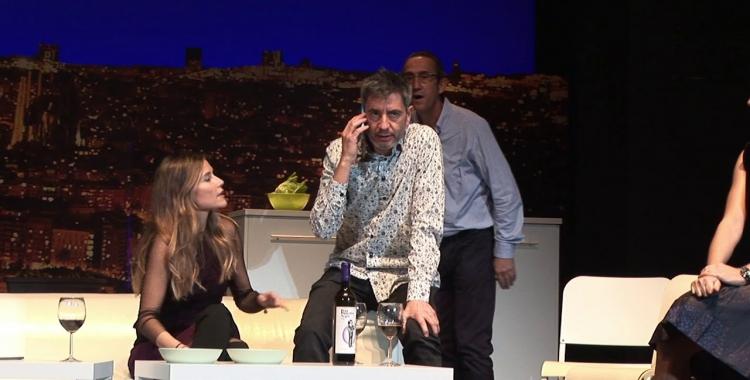 Els Complets desconeguts arriba al Sant Vinceç aquest Nadal | Teatre Sant Vicenç