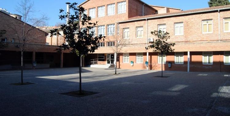 Façana de l'Institut Ferran Casablancas | Facebook