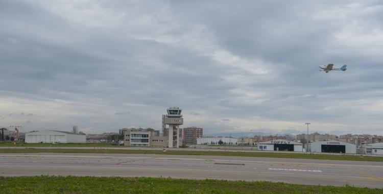 Aeroport de Sabadell   Roger Benet