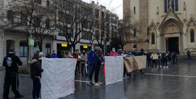 Propietaris i usuaris de gimnasos demanen reobrir   Pere Gallifa