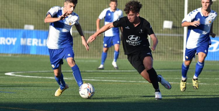 Sabadell i El Olivar van empatar (1-1) en el duel de la primera volta | FutBaseCES