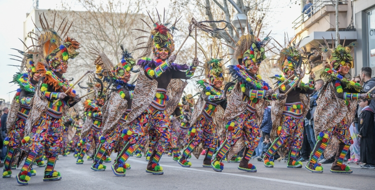 Imatge del carnaval del 2020   Roger Benet