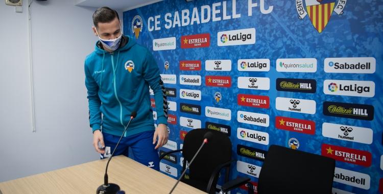 Álvaro Vázquez ha acabat sent l'únic reforç en aquest mercat | Roger Benet
