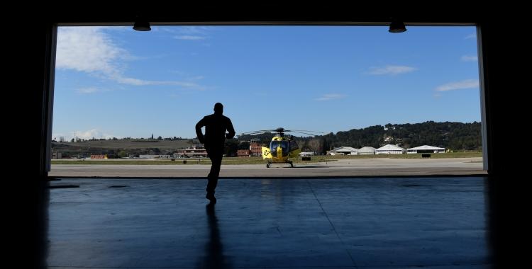 Aeroport de Sabadell | Roger Benet