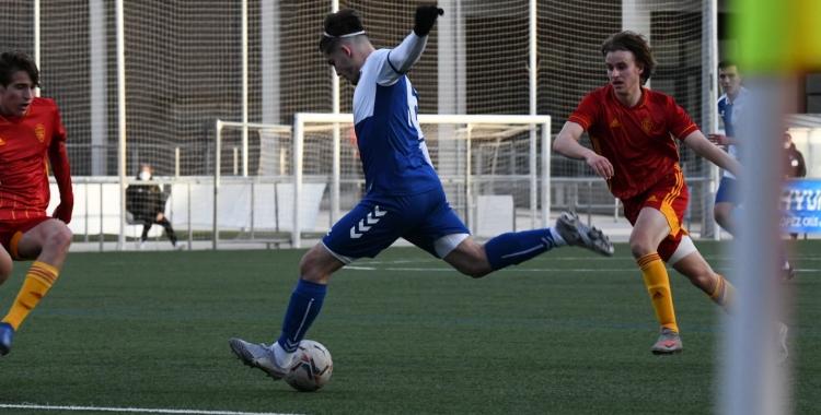 En els quatre partits previs a Olímpia, el Sabadell en va guanyar tres i en va empatar un | FutBaseCES