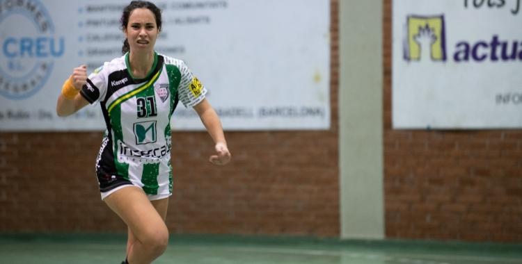 Serna va ser l'epicentre de l'atac amb 11 gols | OAR Gràcia