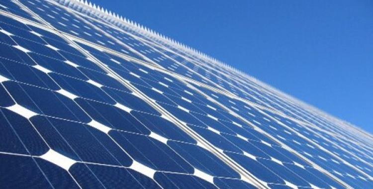 Sabadell és la tercera ciutat de Catalunya amb més instal·lacions d'energia fotovoltaica
