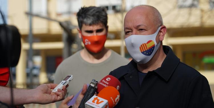 Joan Garcia, a Can Deu/ Cedida Ciutadans