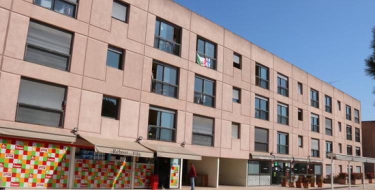 Brot de coronavirus a la Vila Universitària de la Universitat Autònoma de Barcelona | ACN