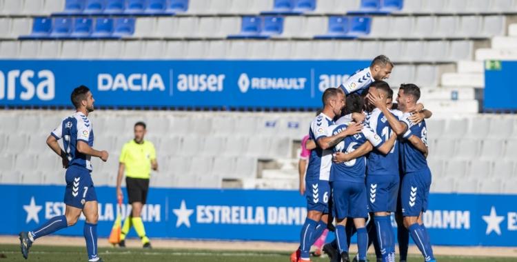El Sabadell no celebra una victòria a casa des del dia de Las Palmas   Marc Gonzàlez Alomà (CES)