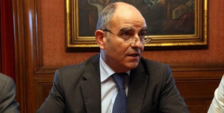 Mor l'empresari Josep Bombardó. Va ser president deFUNDIT, Fundació per la Indústria i del Gremi de Fabricants | Cedida