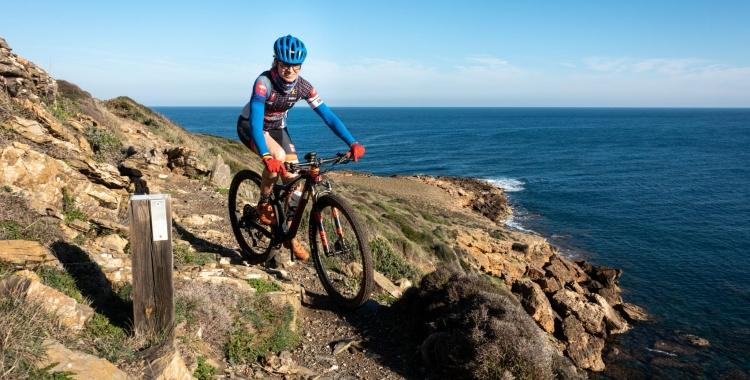Ada Xinxó va fer la volta a Menorca en menys de 16 hores | Cedida