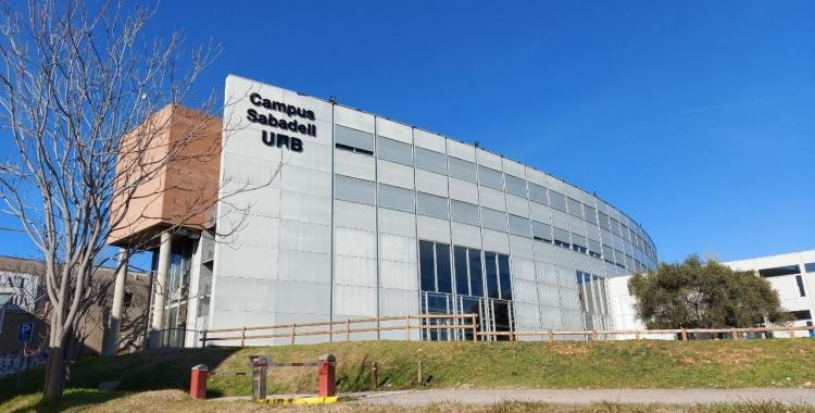 Campus de la UAB de Sabadell/ Karen Madrid
