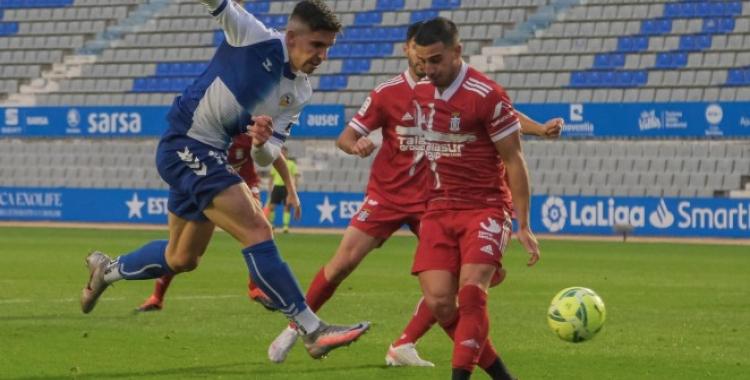Víctor García ha vist quatre targetes en el que portem de temporada   CES