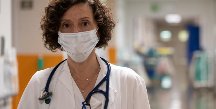Una imatge de la doctora Navarro | Roger Benet