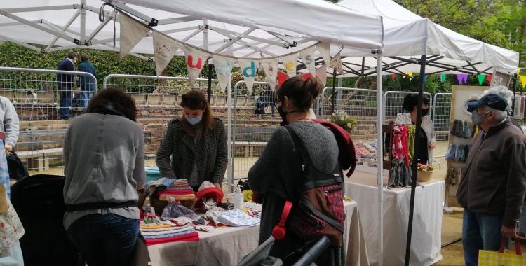 La fira L'Art en Viu a l'Espai Cultura   Espai Cultura