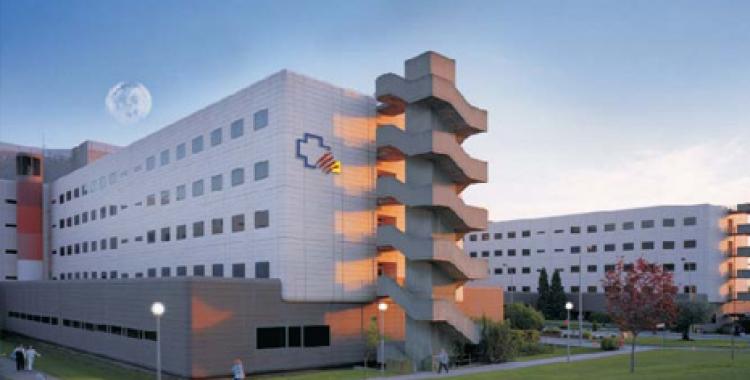 Imatge de l'Hospital General a Sant Cugat | Cedida