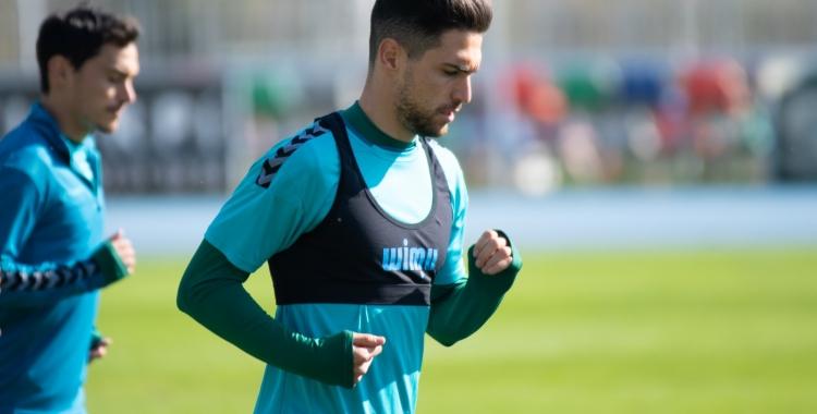 Juan Ibiza és el jugador de camp arlequinat amb més minuts en lliga   Roger Benet