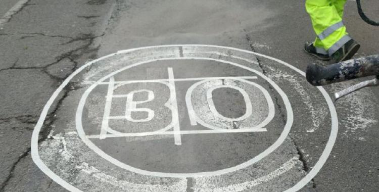 Limitació de 30 km/h en un carrer de Sabadell/ Ajuntament