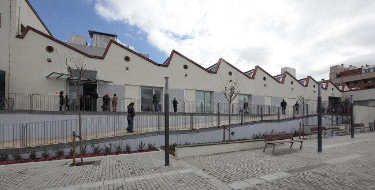 Exterior de Cal Molins/ Ajuntament de Sabadell