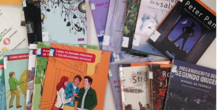 Selecció de llibres de lectura fàcil/ Pinterest Lectura Fácil