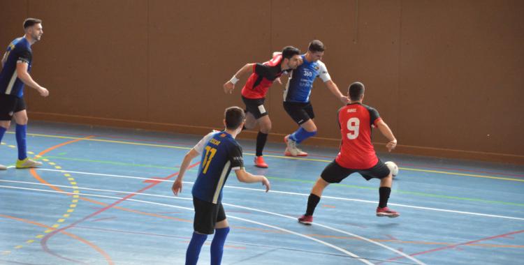 La victòria de fa uns dies a Santpedor va ser decisiva per certificar la primera plaça   FCF