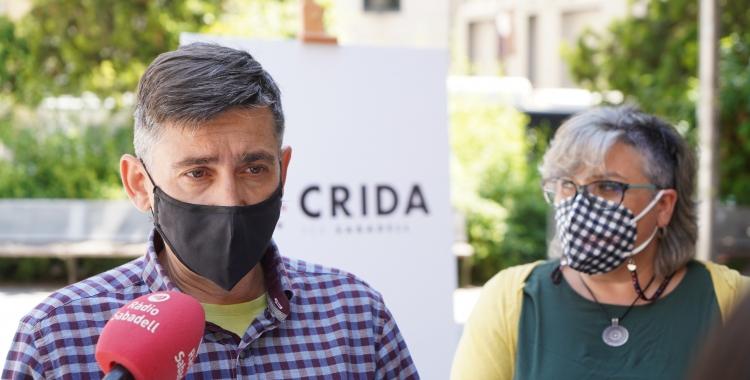 Lluís Perarnau i Nani Valero   Cedida