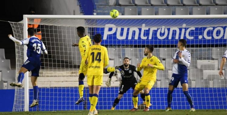 A la primera volta, Sabadell i Alcorcón van empatar (1-1)   CES