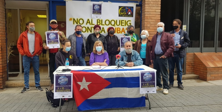 Sabadell amb Cuba fa una crida a la solidaritat activa i urgent amb el poble de Cuba