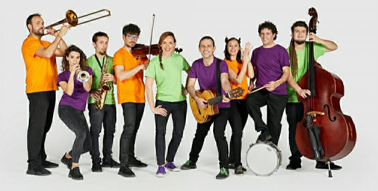 El Pot Petit actuarà a la Festa de Primavera   Cedida