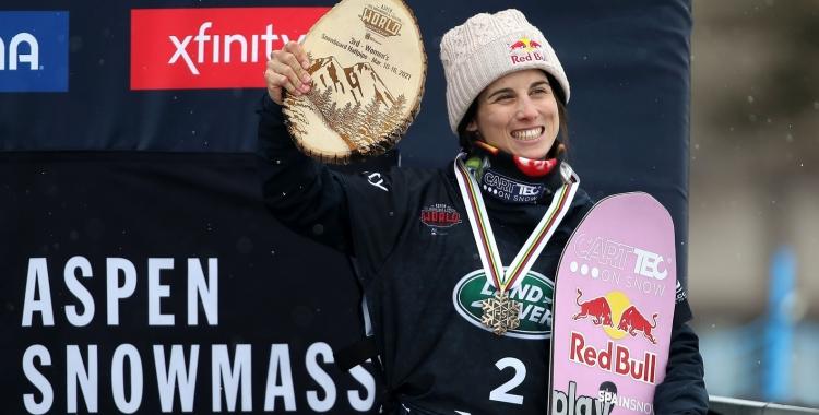 Castellet, amb el bronze mundialista aquesta temporada   Cedida