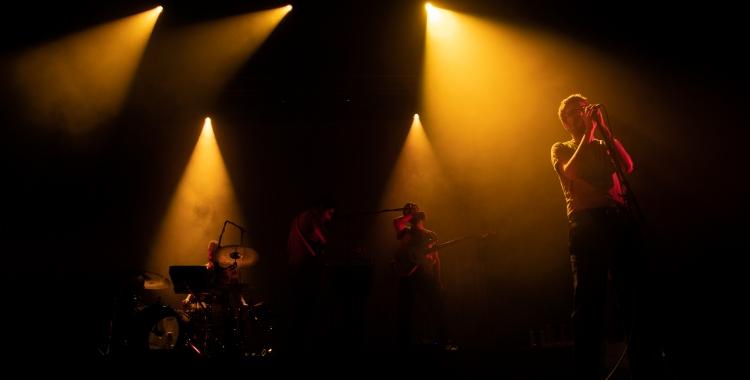 Els Manel presentaven 'Per la bona gent' però tanbé un grapat de cançons publicades fa un any  en format EP   Roger Benet