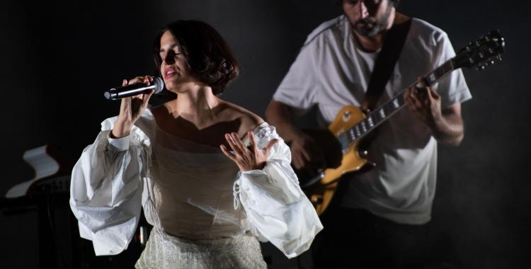 Maria Arnal i Marcel Bagés en concert | Roger Benet