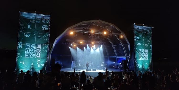 Sidonie a l'amfiteatre | Cedida, Embassa't Marc Sala