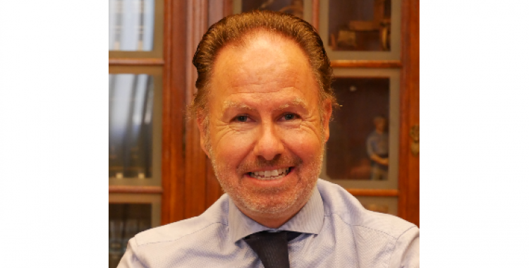 Miquel Ribé, nou president de la Fundació per la Indústria   Cedida