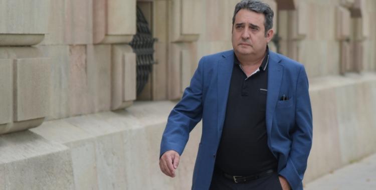 L'exalcalde i expresident de la Federació de Municipis és un dels imputats en el cas   Roger Benet