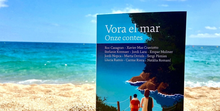 La portada del llibre, dibuixada per Ignasi Font | Univers
