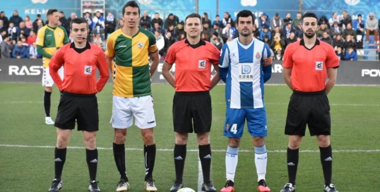 Iago Indias al costat de Pedro Capó en l'últim partit abans de la pandèmia | Críspulo Díaz