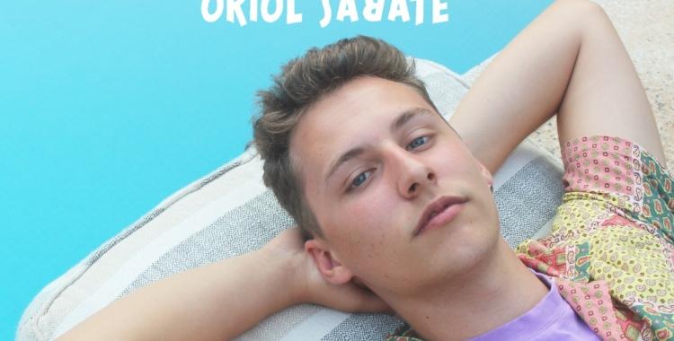 Oriol Sabaté en la seva fotografia promocional   Cedida