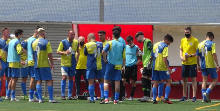 El Sabadell Nord jugarà per quart any consecutiu a Primera Catalana | Arxiu