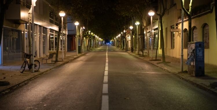 Sabadell es manté fora del toc de queda, en rebutjar de nou el TSJC la proposta de la Generalitat   Roger Benet