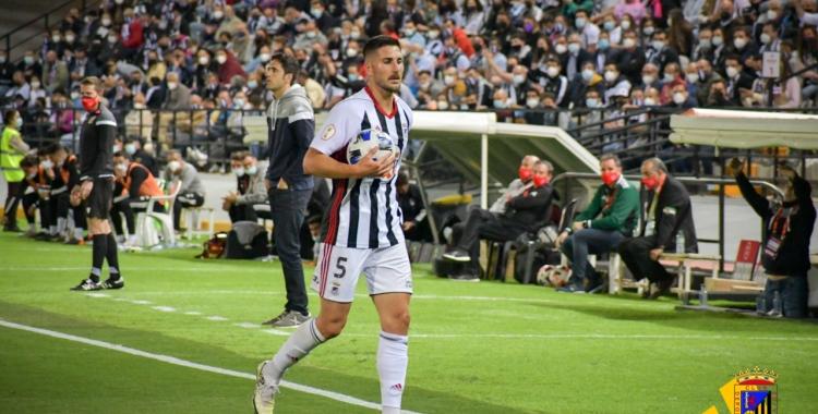 Morgado ha jugat els tres últims anys a Badajoz | CD Badajoz