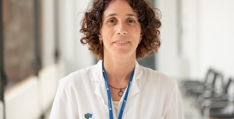 Rocío Cebrián, directora assistencial del Taulí   Roger Benet